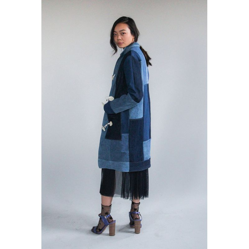 The Duffle Coat - Blue