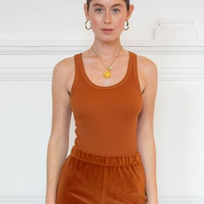 Bodysuit - Rust