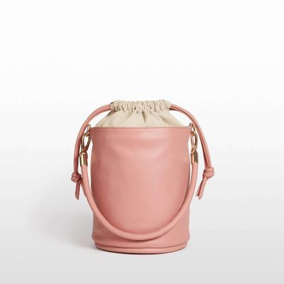 Drawstring Bucket • Roseate