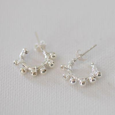 Tambourine Earrings