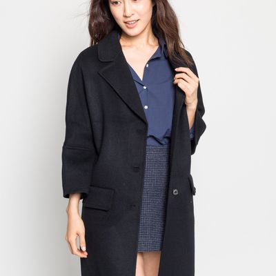Hand Made Wool Coat