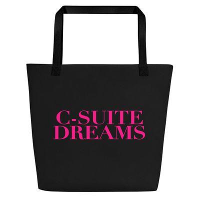 C-Suite Dreams Tote