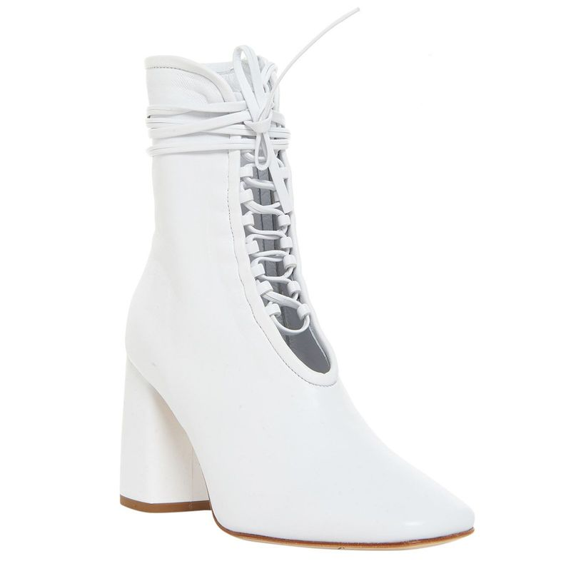 BellaDonna Lace Up Bootie