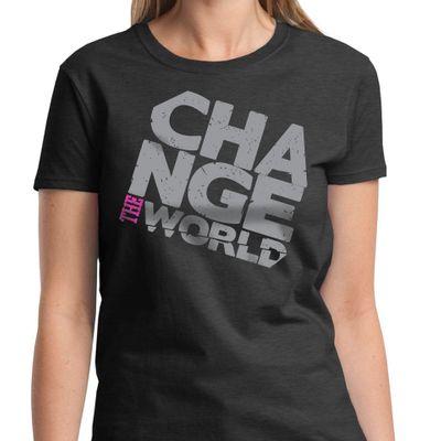 Change The World Tee