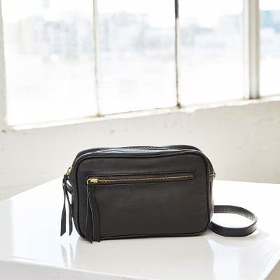 CLEMENTINE CROSSBODY BLACK