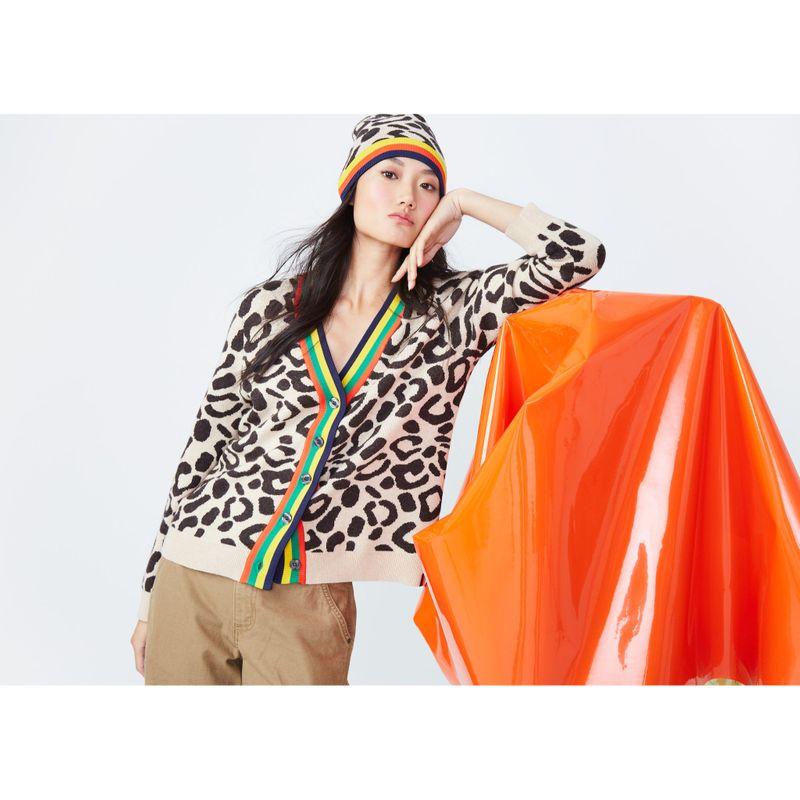 The Genius Hat - Leopard