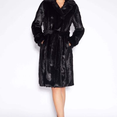 Avi Black Mink