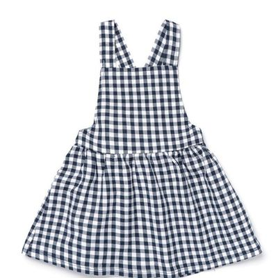 The Gingham Pinafore