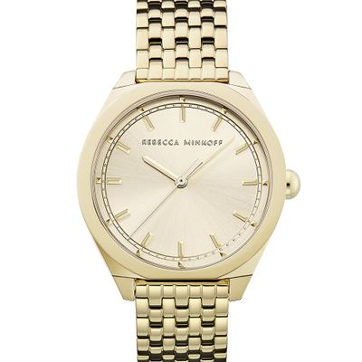 Amari Gold Tone Bracelet Watch, 38mm