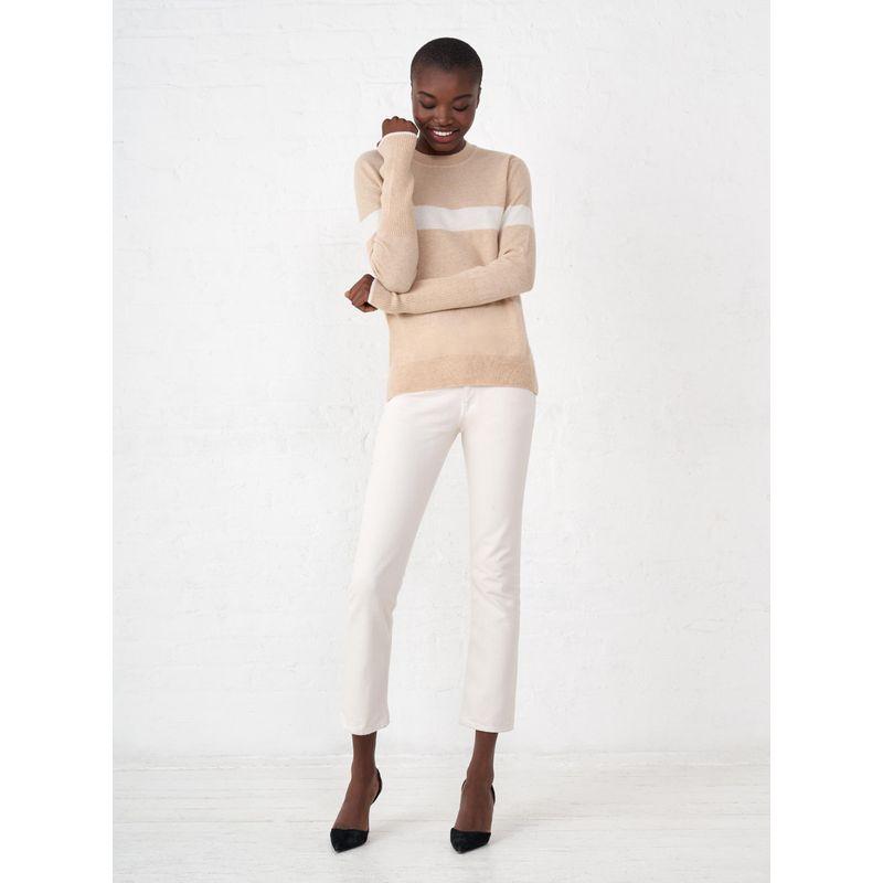 AAA Bold Stripe Sweater